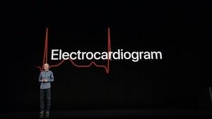 Apple stellt die neuen Gesundheits-Features der Apple Watch Series 4 vor