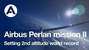 Airbus Perlan Mission 2 stellt Höhenrekord auf