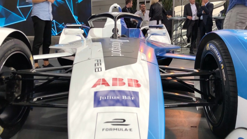 BMW stellt seinen Formel-E-Rennwagen vor - Bericht