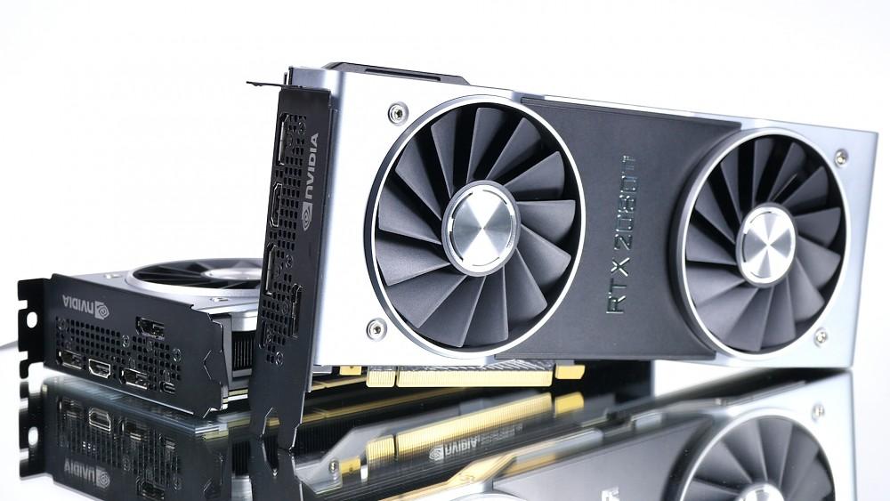 Nvidia Geforce RTX 2080 und 2080 Ti - Test