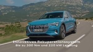 Audi stellt den E-Tron vor