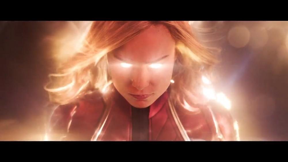 Captain Marvel - Trailer