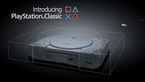 Sony zeigt Playstation Classic mit 20 Spielen