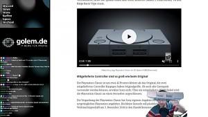 Analyse und Diskussion zur Playstation Classic