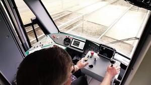 Autonome Tram in Potsdam (Firmenvideo)