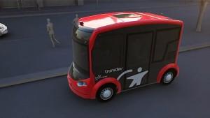 So stellt sich Transdev den Einsatz autonomer Busse vor