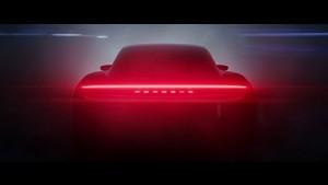 Porsche Taycan - Vorstellung
