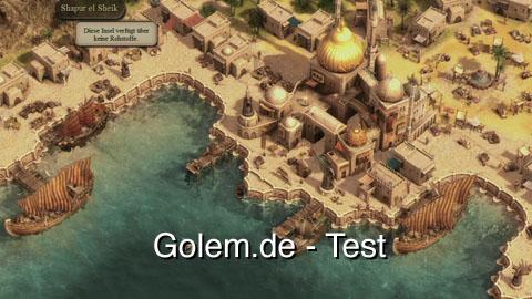 Anno 1404 - Test