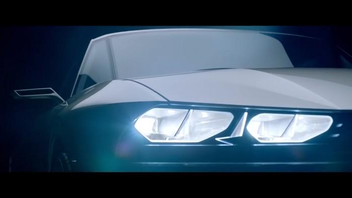 Peugeot E Legend Elektrisches Coupe Als Muscle Car Mit 600 Km