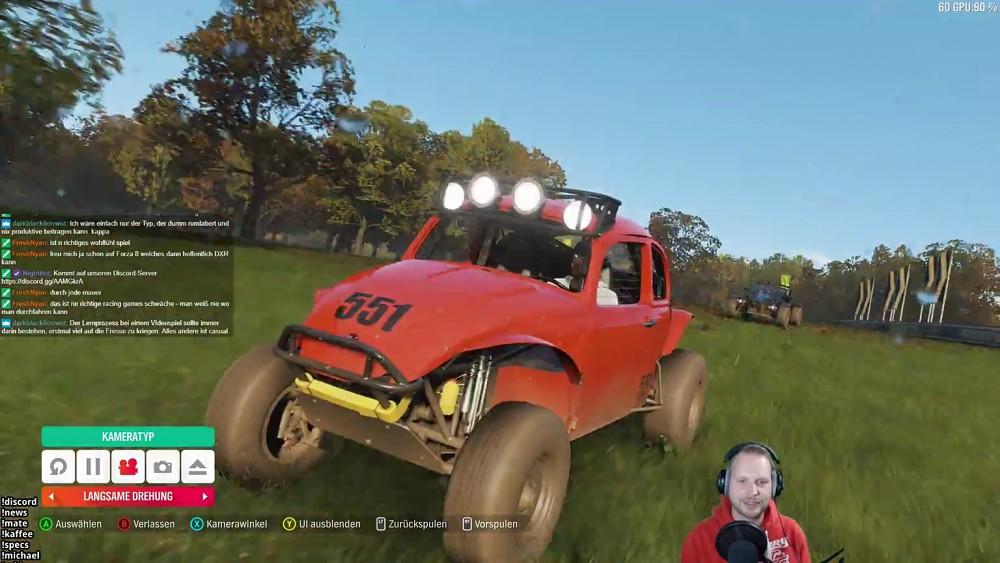 Forza Horizon 4 - Golem.de Live (Teil 1)