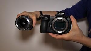 Nikon Z7 - Hands on