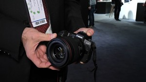Canons Systemkamera EOS R - Hands on