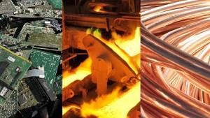 Wie aus Schrott reines Kupfer wird - Reportage