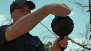 360-Grad-Kamera Insta 360 Pro 2 - Trailer
