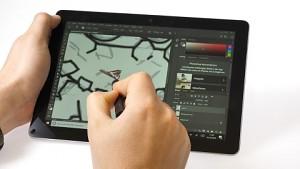 Microsoft Surface Go - Test