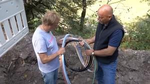 Backbone Glasfaser für den Schwarzwald - Herstellervideo