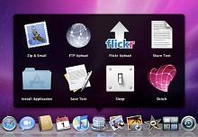 Dropzone - aufgebohrtes Dock für MacOS X