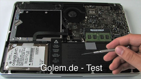 13 Zoll Macbook Pro mit Intel Core 2 Duo 2,26 Ghz - Test