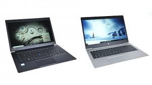 Toshiba Tecra X40-E-10W und HP Elitebook 840 G5 - Test