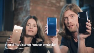 Unpacked Galaxy A7 und A9 (Firmenvideo)