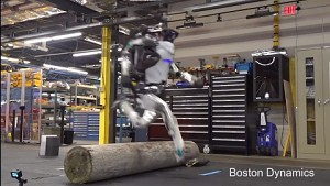 Atlas macht Parkour - Boston Dynamics