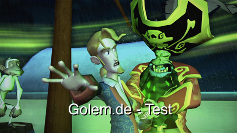 Tales of Monkey Island - Test von Launch of the Screaming Narwhal