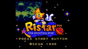 Ristar (Sega Game Gear) auf dem Analogue Mega Sg - Herstellervideo