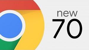 Neuerungen in Chrome 70