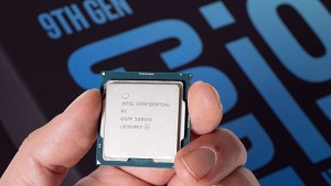 Intel Core i9-9900K - Test