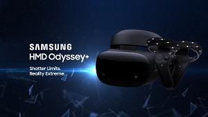 Samsung zeigt Odyssey Plus