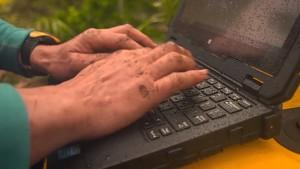 Dell Latitude beim Outdoor-Trip - Produktvorstellung