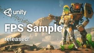 FPS Sample in Unity - Überblick