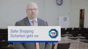 Safer Shopping Sicherheit geht vor (Werbespot)
