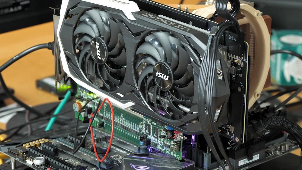 Geforce RTX 2070 - Test