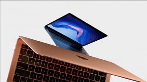 Apple stellt das neue Macbook Air vor (2018)