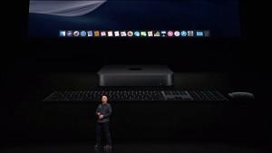 Apple stellt den neuen Mac Mini vor (2018)