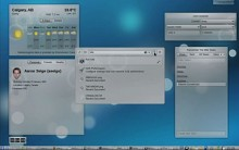 KDE 4.3 Plasma - Screencast
