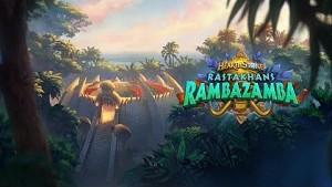 Hearthstone Rastakhans Rambazamba - Trailer (Blizzcon 2018)