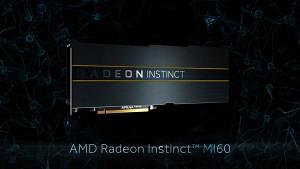 AMD zeigt die Radeon Instinct MI60