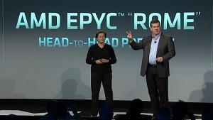 AMD zeigt Epyc alias Rome