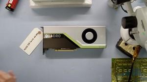 Nvidia stellt die RTX Quadro vor