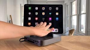 iPad Pro als Display für den Mac Mini