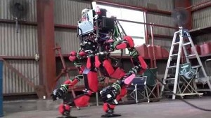 Schaft Robotics - Trailer