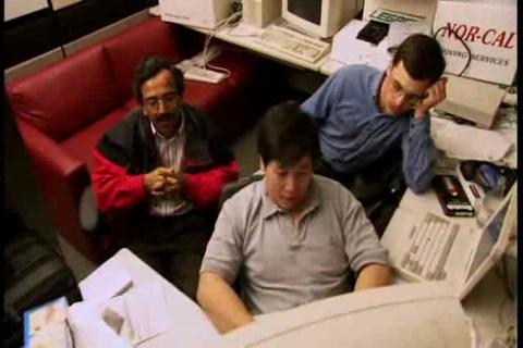 Code Rush - Dokumentarfilm über die Anfänge von Mozilla