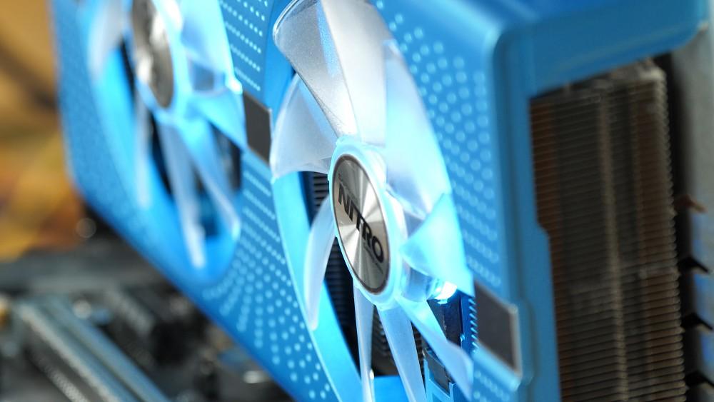 Radeon RX 590 - Test
