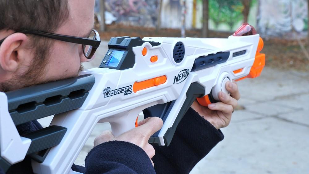 Nerf Laser Ops Pro - Test