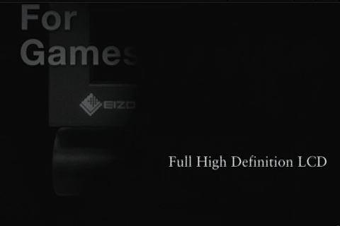 Eizo Foris FX2431 - Video