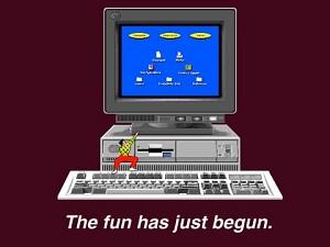 OS2 2.0 Demo von 1991 (IBM)
