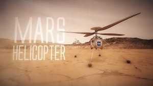Mars-Helikopter (Nasa)