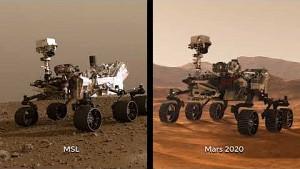 Die nächste Mars-Rover-Mission (Nasa)